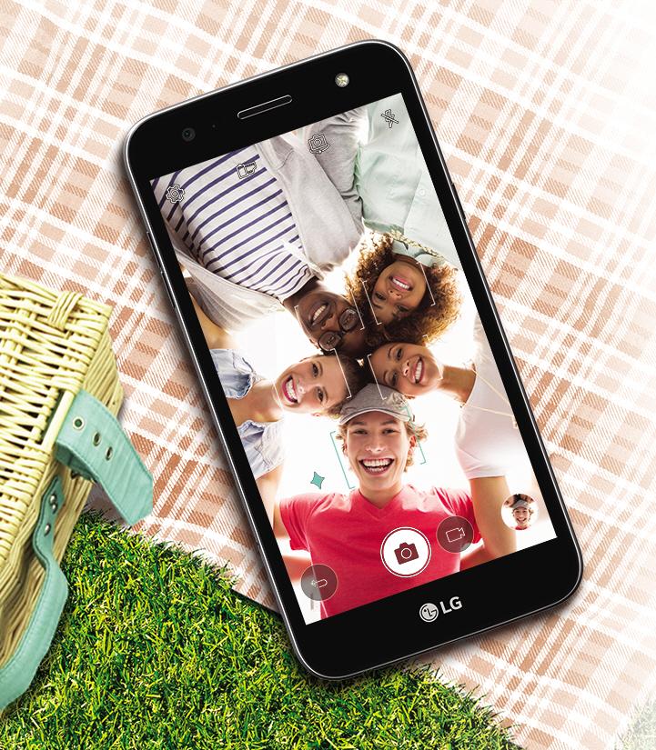 LG объявила о старте глобальных продаж 5,5-дюймового смартфона LG X power2 с емким аккумулятором на 4500 мАч