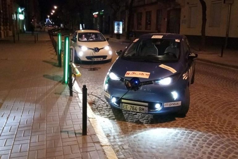 Украинский ZOE-тур завершен, к зарядке электромобилей Renault лучше всего готов Львов (90% зарядок), а в Киеве и Одессе корректно сработали только 65% зарядных станций