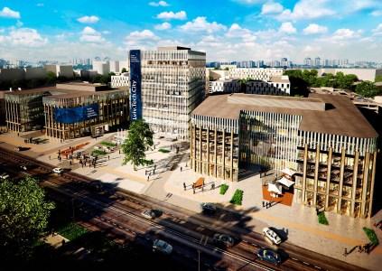 Во Львове создадут инновационный парк LvivTech.City для высокотехнологичных компаний и стартапов, первая очередь будет готова уже в 2018 году