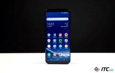 Смартфоны Samsung Galaxy S8 и S8+ за неполный месяц продаж разошлись тиражом более 5 млн устройств