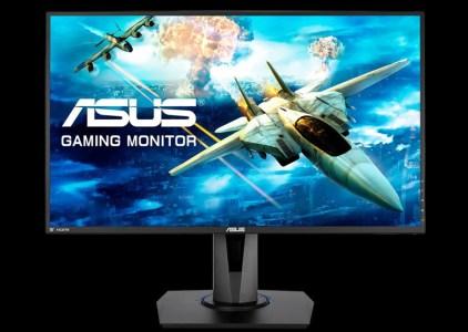 ASUS выпустила 27-дюймовый игровой монитор VG275Q с поддержкой AMD FreeSync