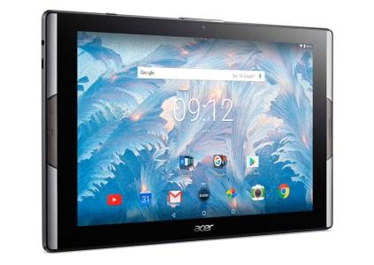 Acer создала два Android-планшета: один с дисплеем на базе квантовых точек, другой с двумя портами micro-USB