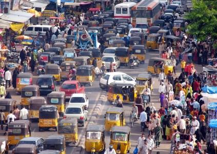 К 2030 году Индия полностью откажется от продажи автомобилей с ДВС и перейдет на электромобили из-за проблем с загрязнением воздуха