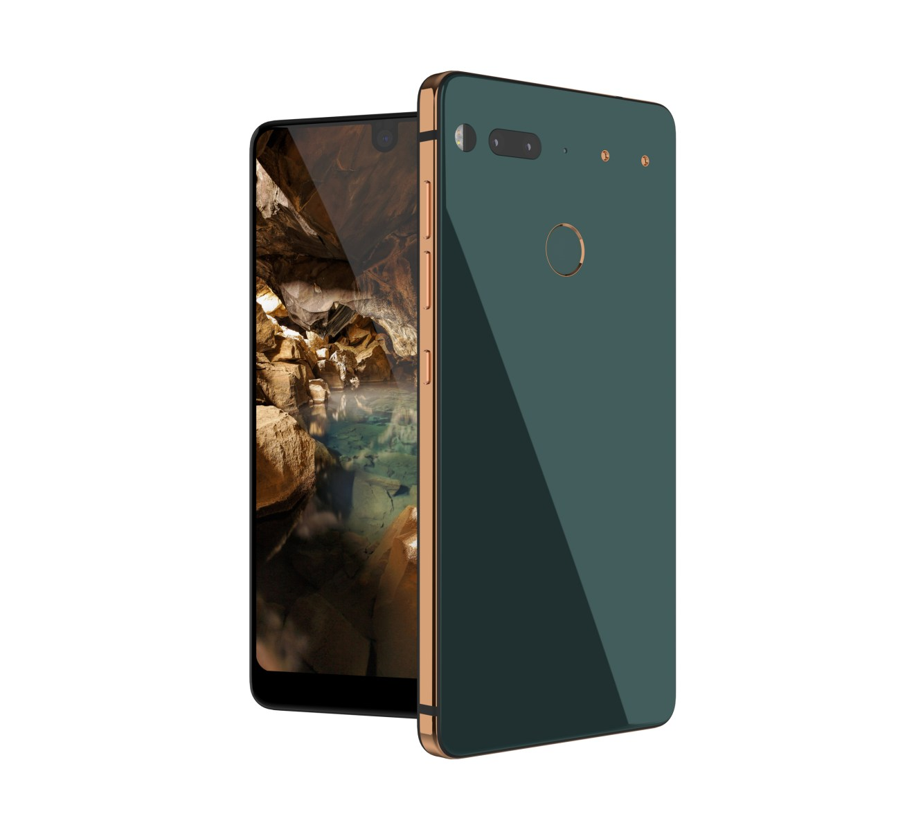 Smartphone Essential PH-1 will be available for a month and get your smart assistant