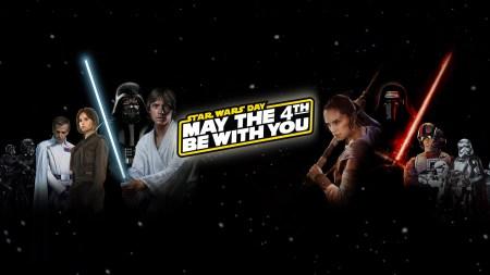 «May the 4th be with you»: Steam, GOG, Humble Bundle и другие магазины объявили скидки на игры и сувениры по вселенной Star Wars