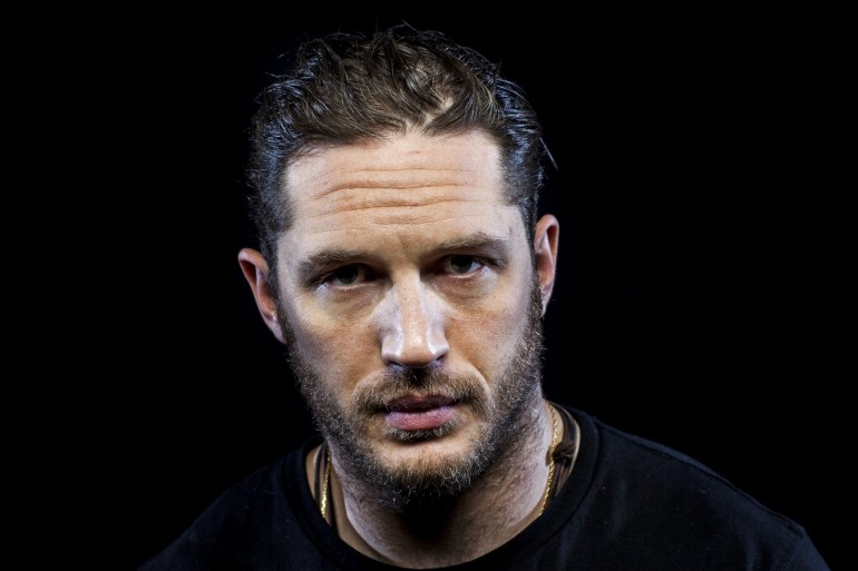 """Роль главного суперзлодея в фильме """"Веном"""" / Venom исполнит Том Харди, картина выйдет на экраны 5 октября 2018 года"""