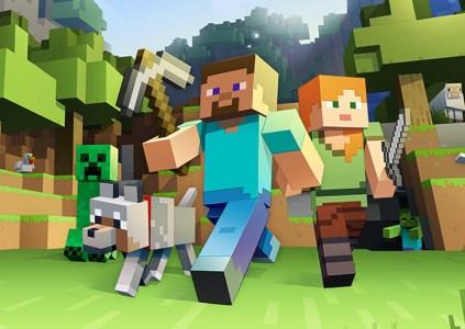 Minecraft получит «супер-пупер» 4K графику и поддержку кроссплатформенной игры
