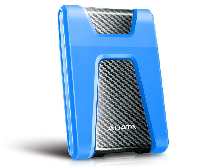 Компания ADATA представила внешние жесткие диски HD650 и HD710 Pro с трехслойной защитой и датчиком G-Shock