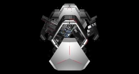 Новый игровой ПК Alienware Area 51 оснащается новейшими процессорами Intel Core X или AMD Ryzen Threadripper