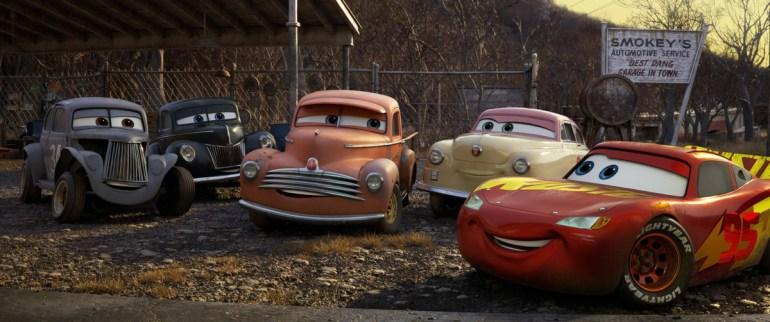 Cars 3 / «Тачки 3»