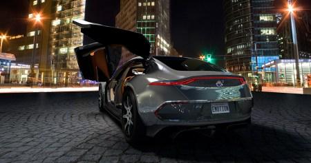 Официально: Электромобиль Fisker EMotion будет стоить от $130 тыс. и выше, что сравнимо с ценой на топовую Tesla Model S (P100D)