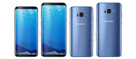Смартфоны Samsung Galaxy S8 и S8+ лидируют в новом рейтинге Consumer Reports