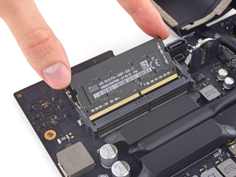 Новый 21,5-дюймовый моноблок Apple iMac получил съемные накопитель, ОЗУ и процессор