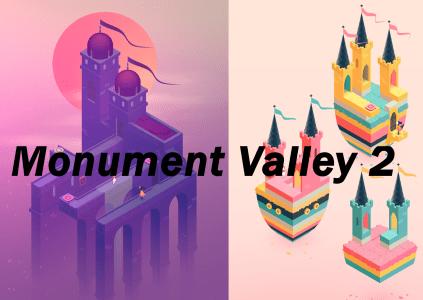 Вышла Monument Valley 2 — вторая часть культовой мобильной головоломки от Ustwo (пока только для iOS)
