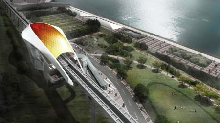 Первая в мире система Hyperloop, скорее всего, будет построена в Южной Корее