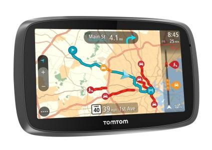 В Украине начал работать нидерландский навигационный сервис TomTom Traffic