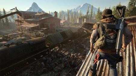 7 минут игрового процесса PS4-эксклюзива Days Gone