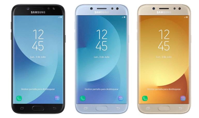 Обзор Samsung Galaxy J5 2017
