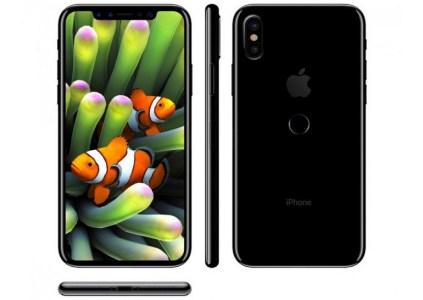 Утечка чертежей раскрывает точные размеры смартфонов iPhone 7s Plus и iPhone 8