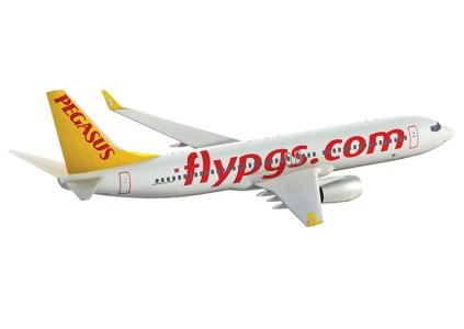 ОБНОВЛЕНО: По данным СМИ, турецкий лоукостер Pegasus может выйти на украинский рынок в качестве украинской авиакомпании, но в Мининфраструктуры опровергают эту информацию