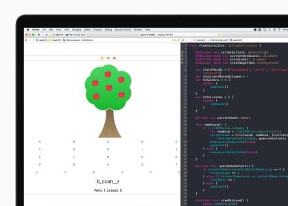Apple выпустила бесплатный учебный курс для студентов «Разработка приложений на Swift»