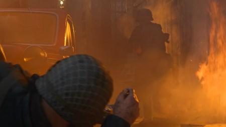Первый трейлер мультиплеера Call of Duty: WWII демонстрирует шокирующие сцены с отрывающимися конечностями людей