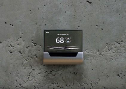 Microsoft создала термостат GLAS с интегрированным цифровым ассистентом Cortana