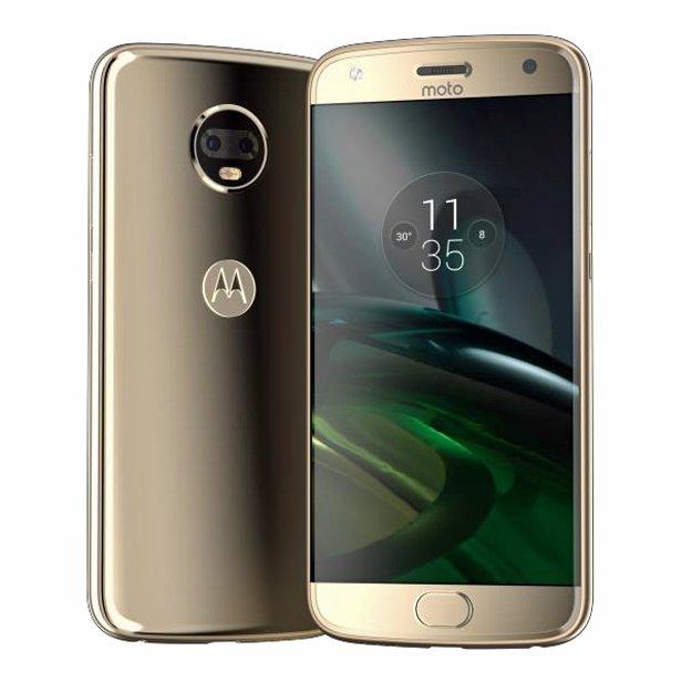Опубликовано изображение смартфона Moto X4 со сдвоенной камерой, скругленными углами и обтекаемыми формами