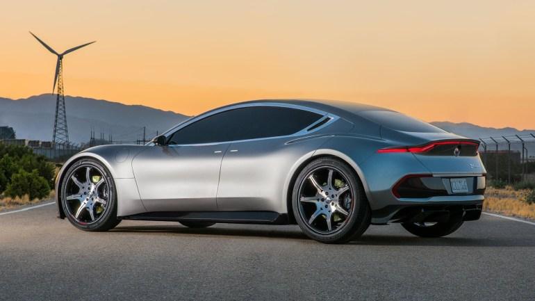 Хенрик Фискер открыл предзаказ и опубликовал реальные фото и видео электромобиля премиум-класса Fisker EMotion стоимостью от $130 тыс.