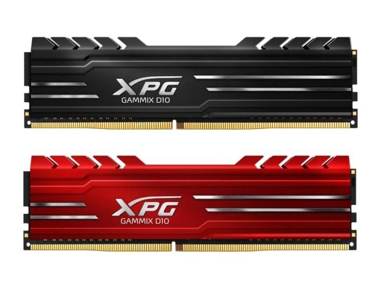 ADATA представила SSD-накопитель S10 (PCIe Gen3x4 NVMe 1.2) с усиленным охлаждением и модуль памяти D10 DDR4 из новой геймерской линейки XPG GAMMIX
