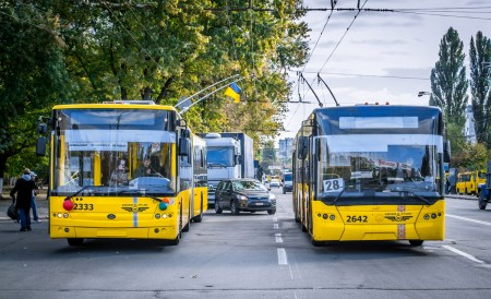 «Киевпастранс» будет использовать Facebook для информирования о временных изменениях движения общественного транспорта