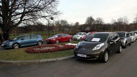 Новый рекорд: В июне 42% от всех приобретенных в Норвегии автомобилей оказались электрическими, лидеры — VW e-Golf, Tesla Model X и Renault Zoe