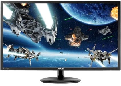 Игровой монитор ASUS VP28UQG получил 28-дюймовую TN-матрицу с разрешением 4К