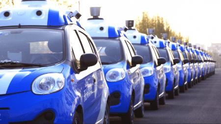 Baidu подписал соглашение с 50 компаниями, включая Intel, NVIDIA и Microsoft, чтобы превратить свою платформу Apollo в «Android для беспилотных автомобилей»