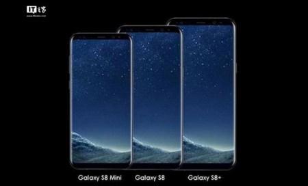 Смартфону Samsung Galaxy S8 Mini приписывают SoC Snapdragon 821 и 5,3-дюймовый дисплей с соотношением сторон 18.5:9