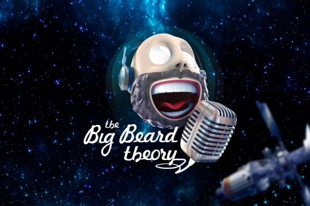 Подкаст The Big Beard Theory 122: Интервью с кандидатом в астронавты