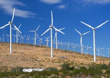 Китайская компания намерена присоединиться к строительству мощной ветряной электростанции в Украине
