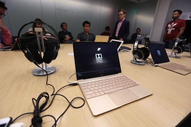Dolby взялась за разработку встраиваемой акустики для ноутбуков