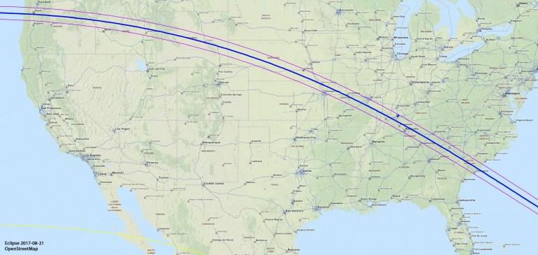 Сегодня состоится полное солнечное затмение, NASA устроит его трансляцию в реальном времени