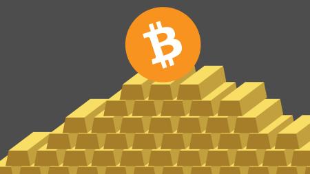 Курс Bitcoin перевалил за $4000