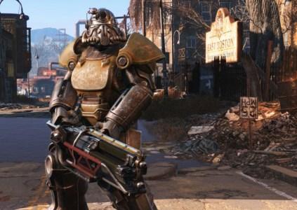 Bethesda сообщила о сроках выпуска VR версий игр Fallout 4, Doom и Skyrim
