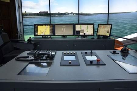 «Сенсорные системы Украины» участвовали в создании виртуального тренажера, который помогает готовить капитанов