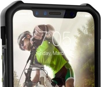 Новое изображение Apple iPhone 8 подтверждает безрамочный дисплей с выемкой сверху, как у Essential Phone