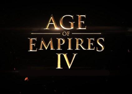 Microsoft анонсировала игру Age of Empires IV