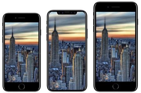 Новые смартфоны Apple iPhone должны представить 12 сентября