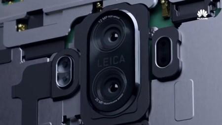 Первый рекламный ролик Huawei Mate 10 подтверждает наличие у смартфона сдвоенной камеры Leica