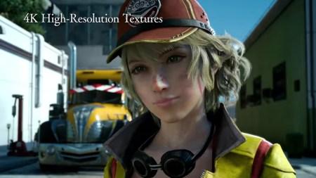 Ролевой экшен Final Fantasy XV выйдет на PC в начале следующего года и будет поддерживать полный набор технологий NVIDIA Gameworks [дебютный трейлер]