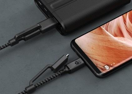 Nomad создала универсальный кабель с поддержкой трёх типов интерфейсных разъёмов