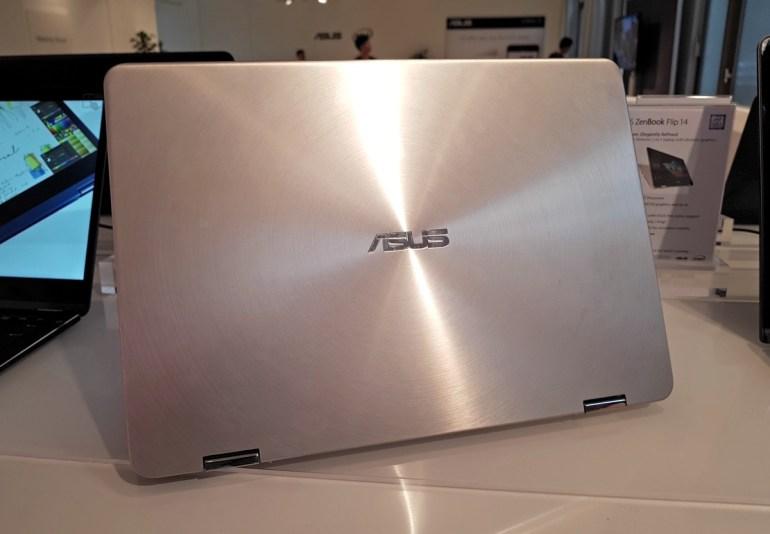 Первый взгляд на ASUS ZenBook Flip 14 и VivoBook Flip 14