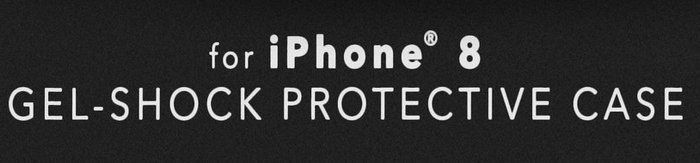Производители чехлов подтверждают название смартфона Apple iPhone 8. Новинку сравнили со всеми моделями семейства